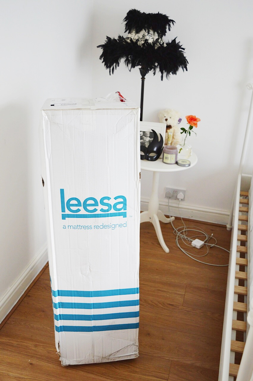 Leesa mattress review by lifestyle blogger FashionFake