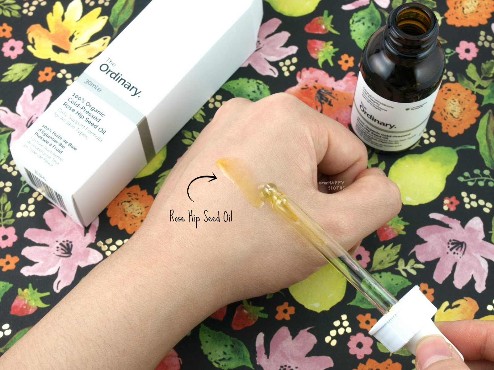 DECIEM The Ordinary Rose Hip Seed Oil Review