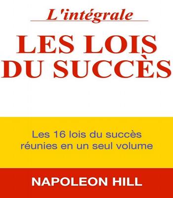 Livre Les lois du succès de Napoleon Hill en PDF
