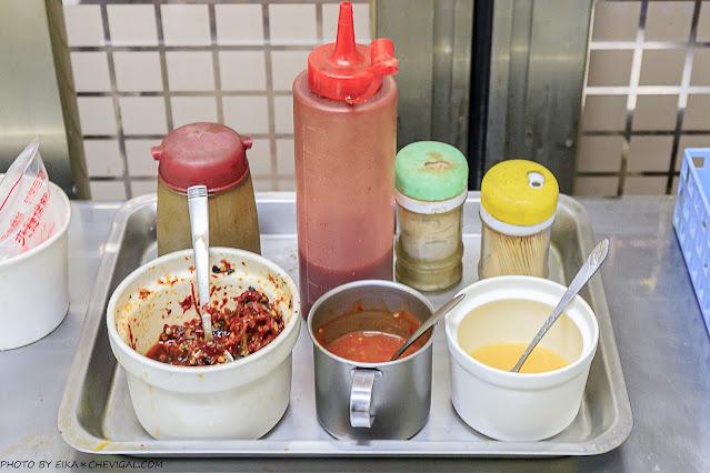 MG 7493 - 王哥肉丸,大里在地酥脆肉丸竟有黑胡椒口味!還有平價米糕、碗粿與台灣小吃