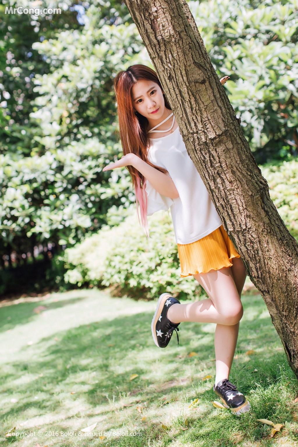 Image Tukmo-Vol.109-Dong-Chen-Li-MrCong.com-009 in post Tukmo Vol.109: Người mẫu Dong Chen Li (董成丽) (41 ảnh)