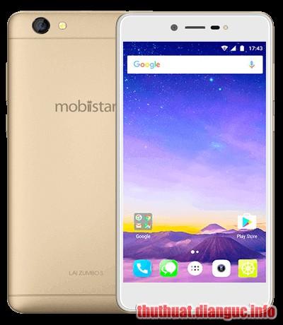 Rom stock cho Mobiistar Zumbo S Lite 2017 (MT6737M)