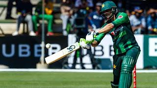 Zimbabwe vs Pakistan 1st Match T20 Tri-Series 2018 Highlights