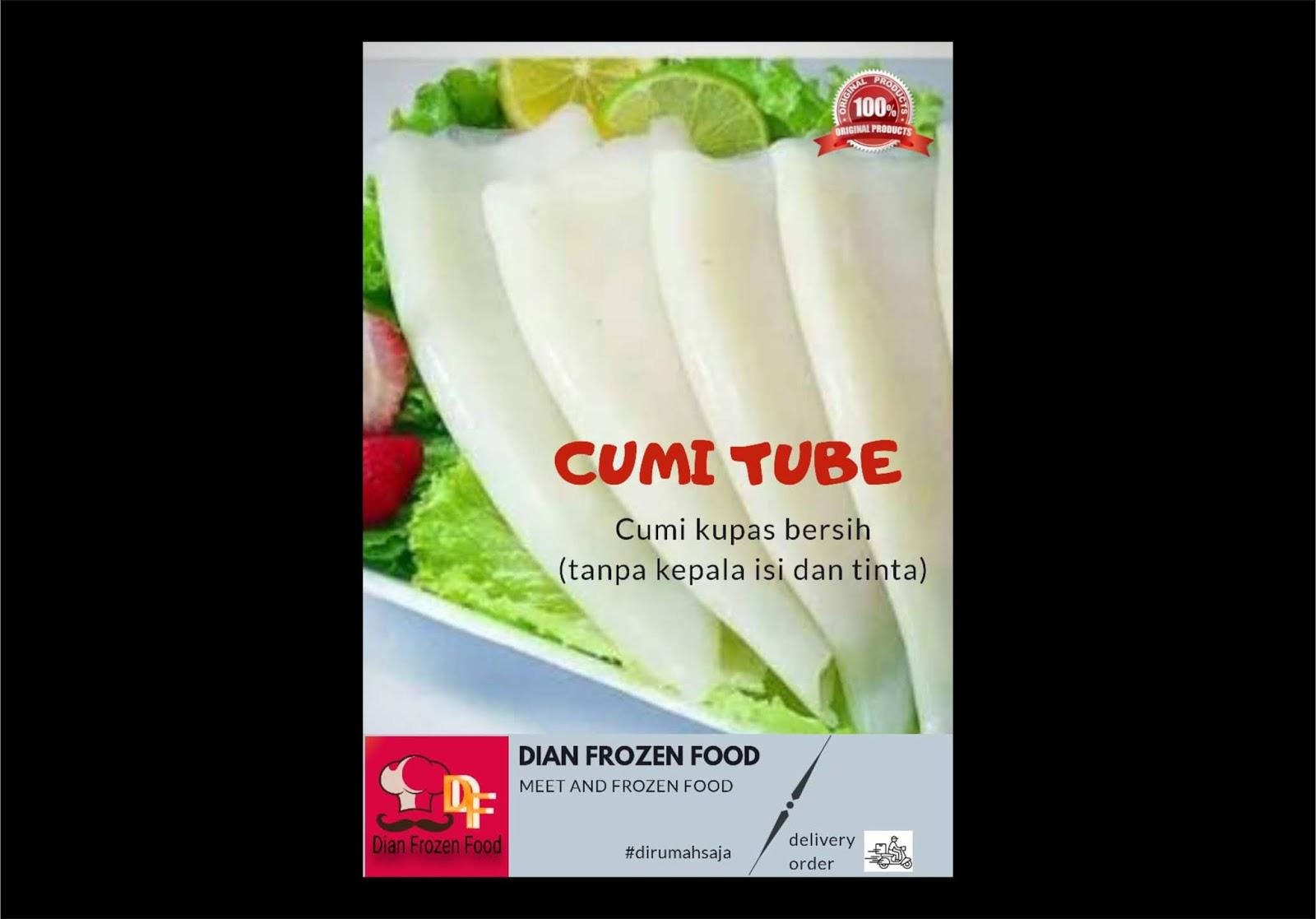Cumi Tube 100gr