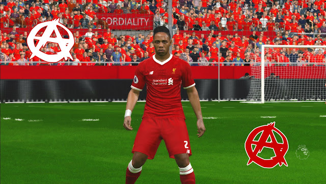 PES 2017 Liverpool Kits 2018 by AA