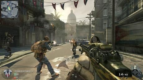 Call Of Duty Black Ops 1 PC Game Screenshot Gameplay