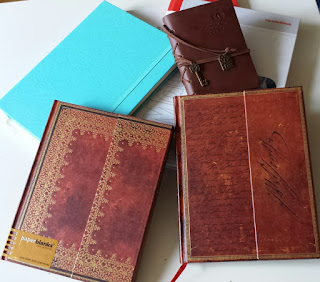 ausgefallene Notizbücher