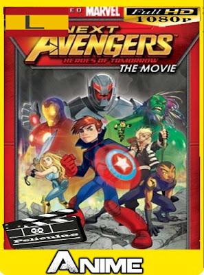 Next Avengers: Heroes of Tomorrow (2008)HD [1080P] latino [GoogleDrive-Mega]nestorHD