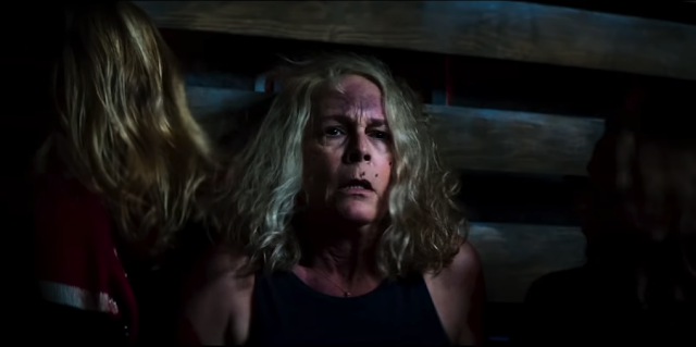 Jamie Lee Curtis em Halloween Kills: O Terror Continua