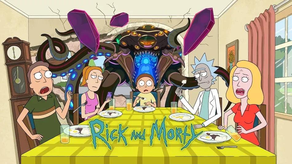 quinta temporada de Rick y Morty