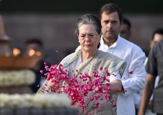gandhi-sonia-and-other-congress-leaders-paid-tribute-to-pandit-nehru