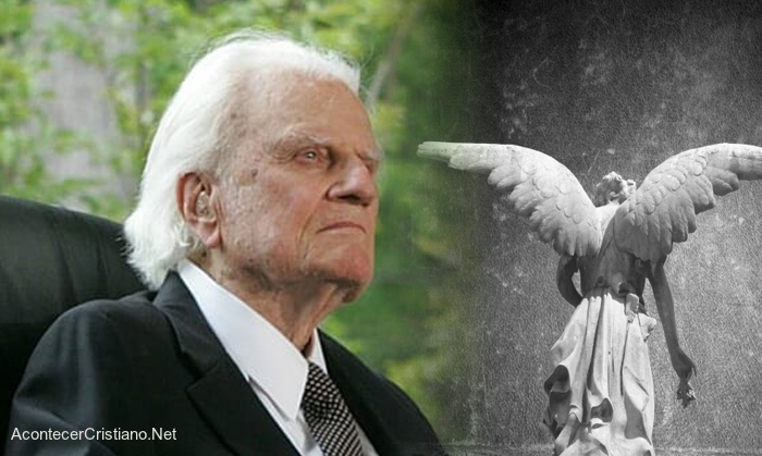 Billy Graham y los ángeles