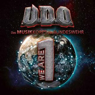 """Ο δίσκος των UDO και των Das Musikkorps der Bundeswehr """"We Are One"""""""