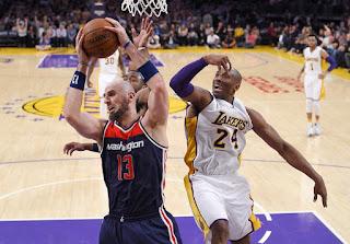 Kobe Bryant, LA Lakers, NBA