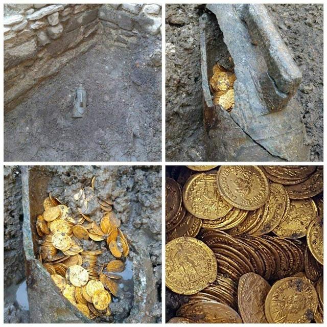 emas zaman Rom