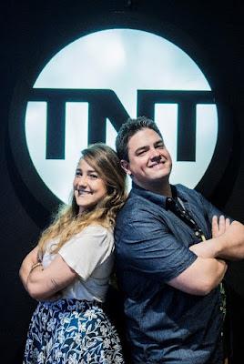 Aline Diniz e Michel Arouca - Divulgação