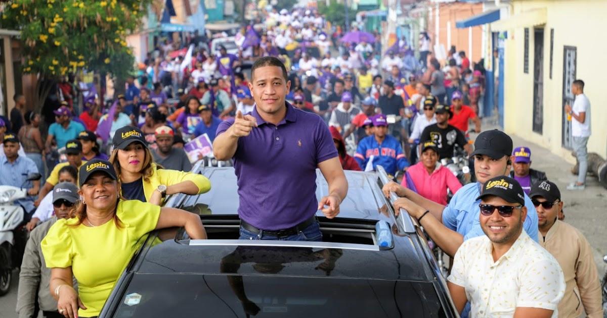 Concluye la campaña electoral municipal dominicana