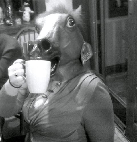 Accourtments Horse Head Mask | Blood Curdling Blog of ... Unicorn Head Mask Amazon