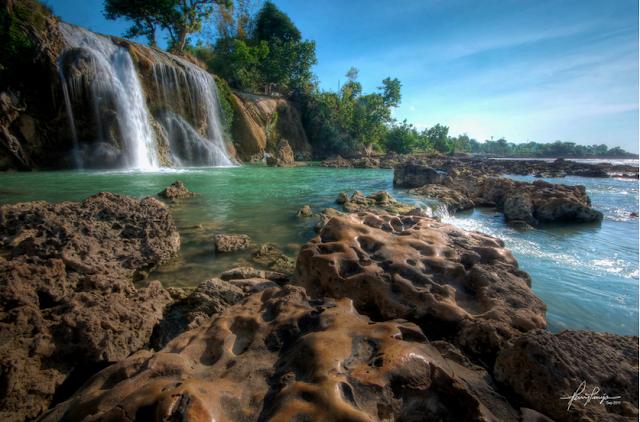 Air Terjun Toroan, Sampang