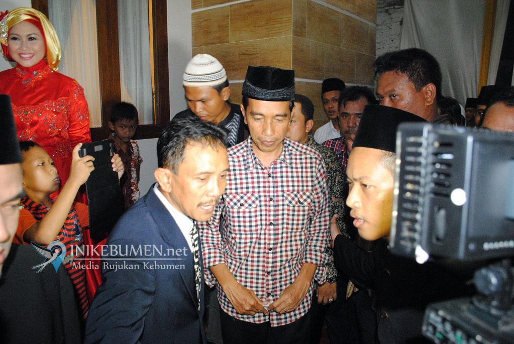 Presiden Jokowi Batal Kunjungi Kebumen