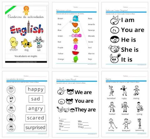 El aprendizaje del idioma inglés empieza en casa