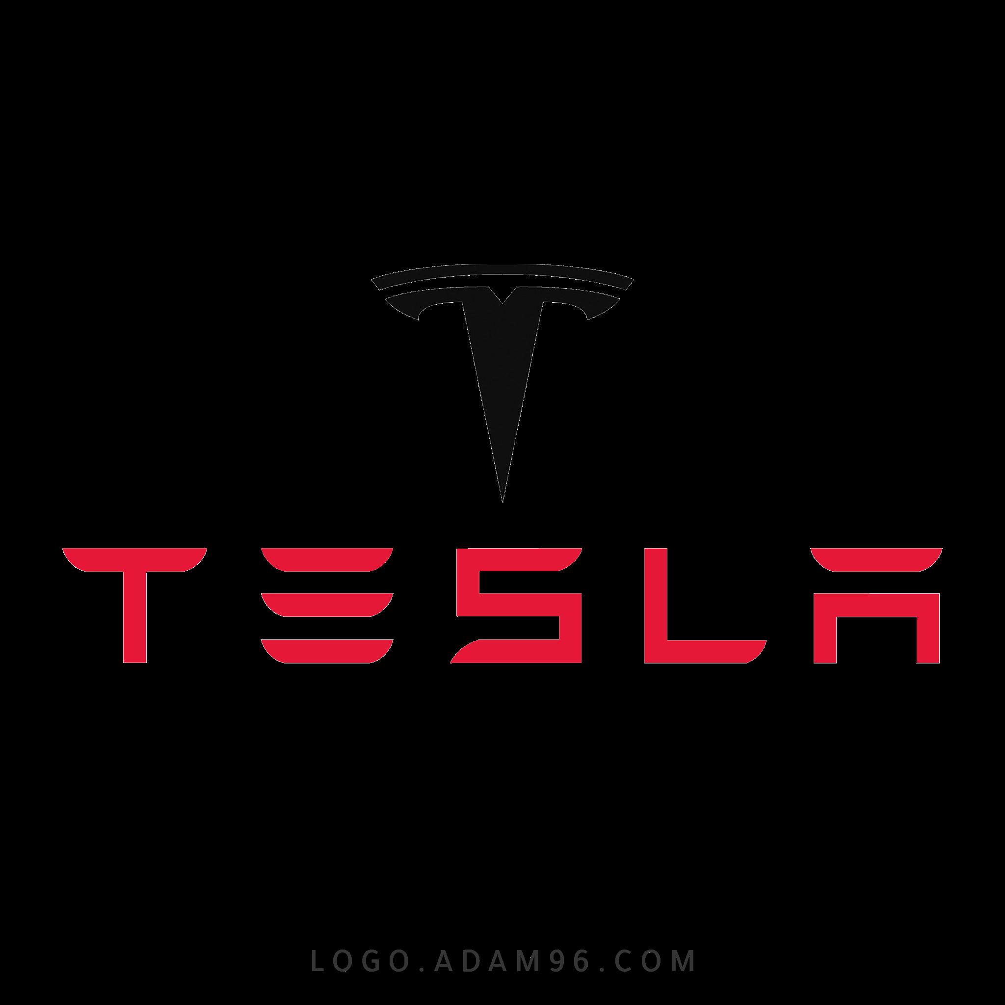 تحميل شعار شركة تسلا لصناعة السيارات لوجو عالي الدقة بصيغة شفافة Logo Tesla PNG