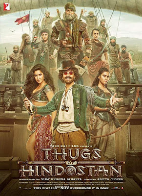 Thugs Of Hindostan 2018 300MB Movie Download