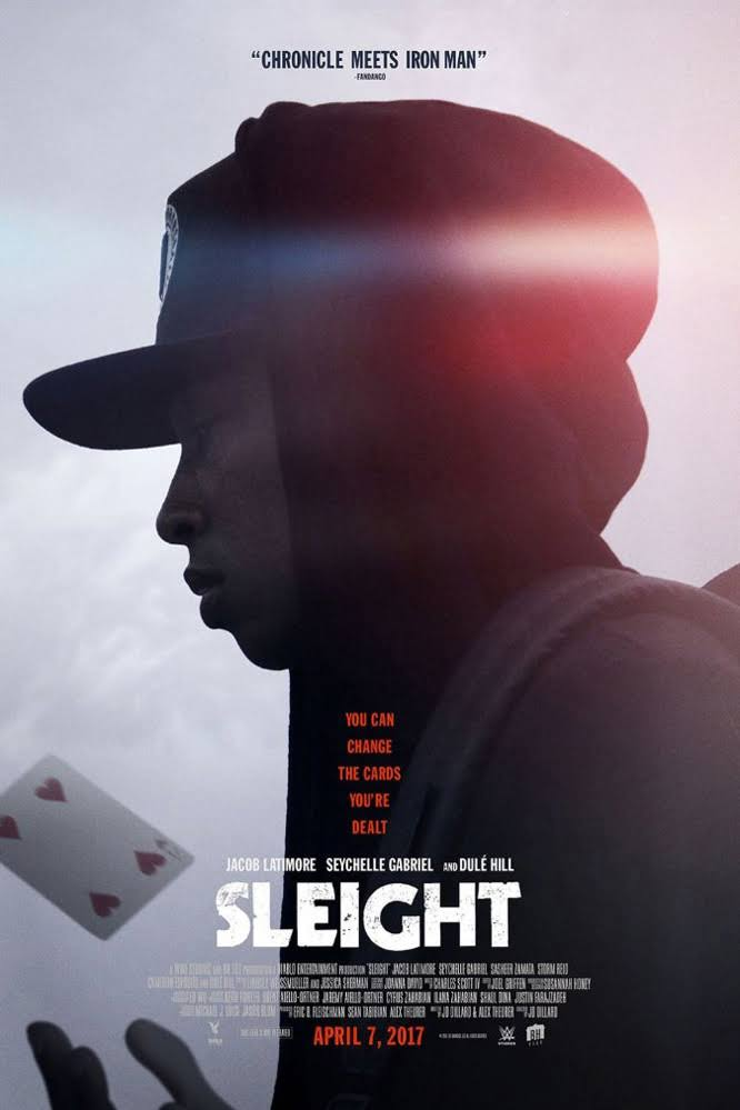 Sleight (2017) Jacob Latimore, Seychelle Gabriel, Dulé Hill