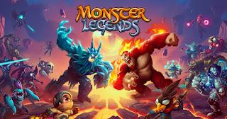 Monster Legends APK MOD v9.4.6 (Vô Hạn Tiền, Kim Cương)