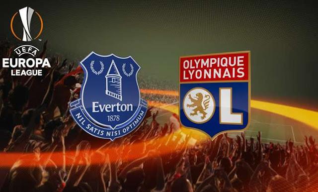 Everton v Lyon Full Match & Highlights 19 October 2017