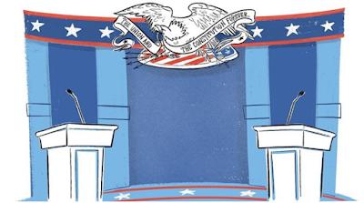Five Things To Watch in Trump-Biden Debate