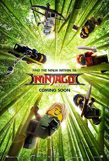 The Lego Ninjago Movie ( 2017 )