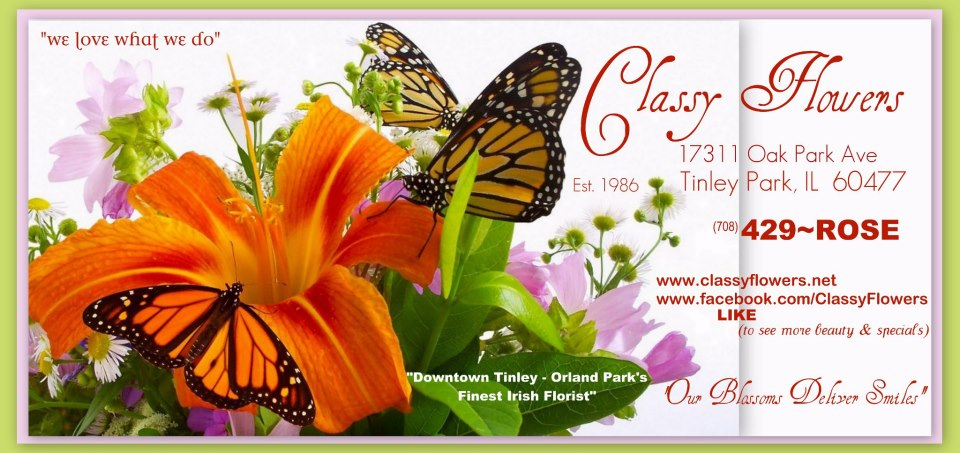 Classy Flowers - Finest Florist in Tinley Park IL