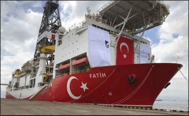 Ανεβαίνει το «θερμόμετρο» στη Μεσόγειο: Η Τουρκία στέλνει πολεμικά πλοία στον «Πορθητή» [βίντεο]