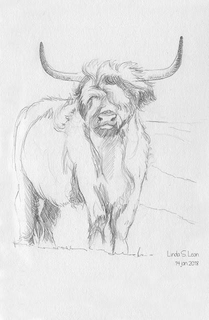 Linda S. Leon - Natuurschetsen