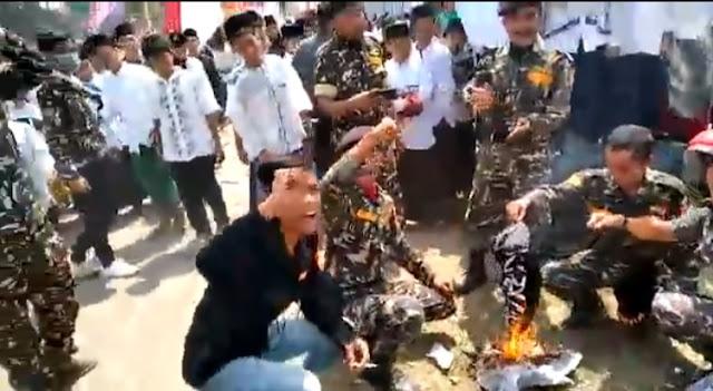 FPI: Pembakaran Bendera Berkalimat Tauhid Biadab, Mirip Gaya PKI
