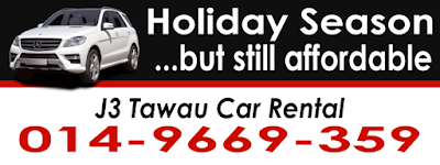 Tawau Car Rental