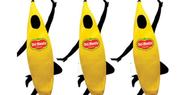 Win a FREE Banana Costume From Del Monte