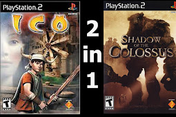 Ico & Shadow of The Colossus 2in1 PS2 Multi ISO