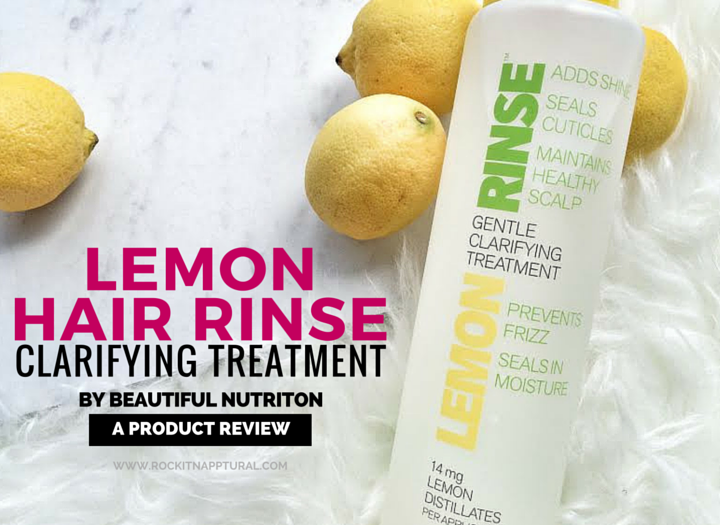 Lemons for Hair
