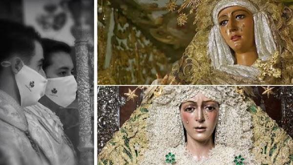 La Esperanza de Triana y la Macarena sí podrían 'bajar' el próximo 18 de diciembre
