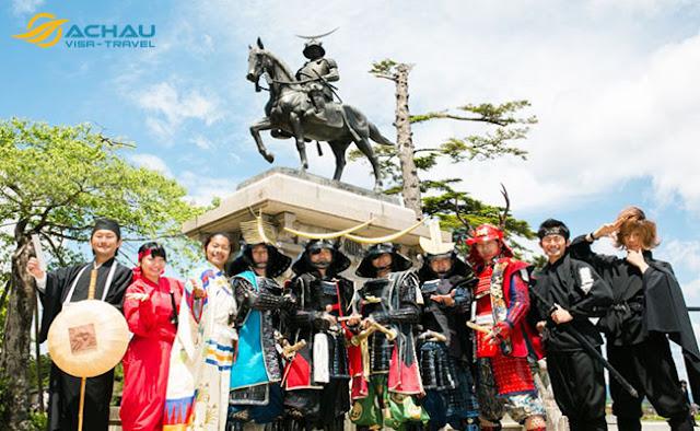 Du lịch Nhật Bản mùa hoa anh đào với nhiều điều mới lạ2