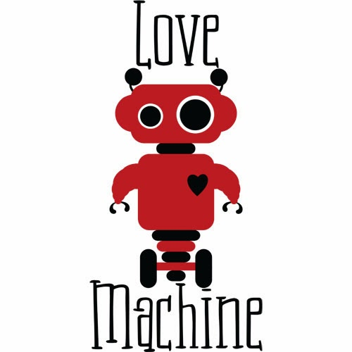 Download Love Machine SVG Cut File - Burton Avenue