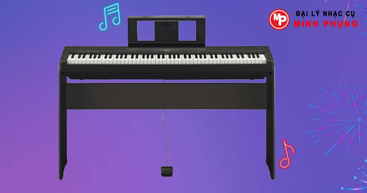 Đàn Piano Điện Yamaha P45 Mới, Cam Kết Giá Tốt