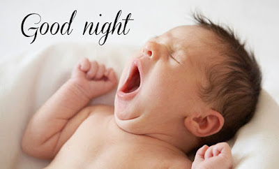 cute good night images in hindi