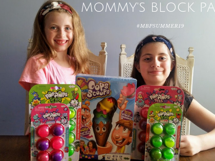 Yulu Is Bringing More Play and More Fun This Summer with Pop Pops Pets, Pop Pops Snotz, and Oops Scoops! #MBPSUMMER19
