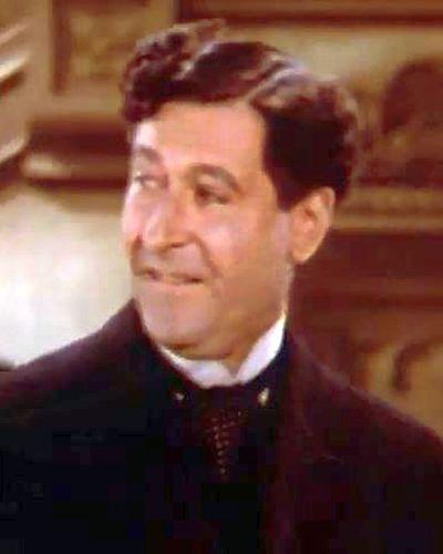 Hubert Bertie Minchin Amanda's brother (Arthur Treacher)