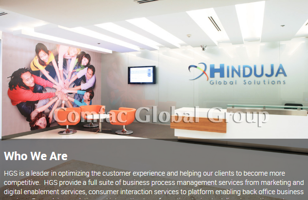 hinduja global solutions mega openings 2017 for freshers