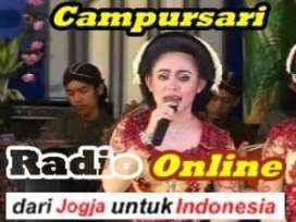 Streaming Radio Campursari Jogjakarta
