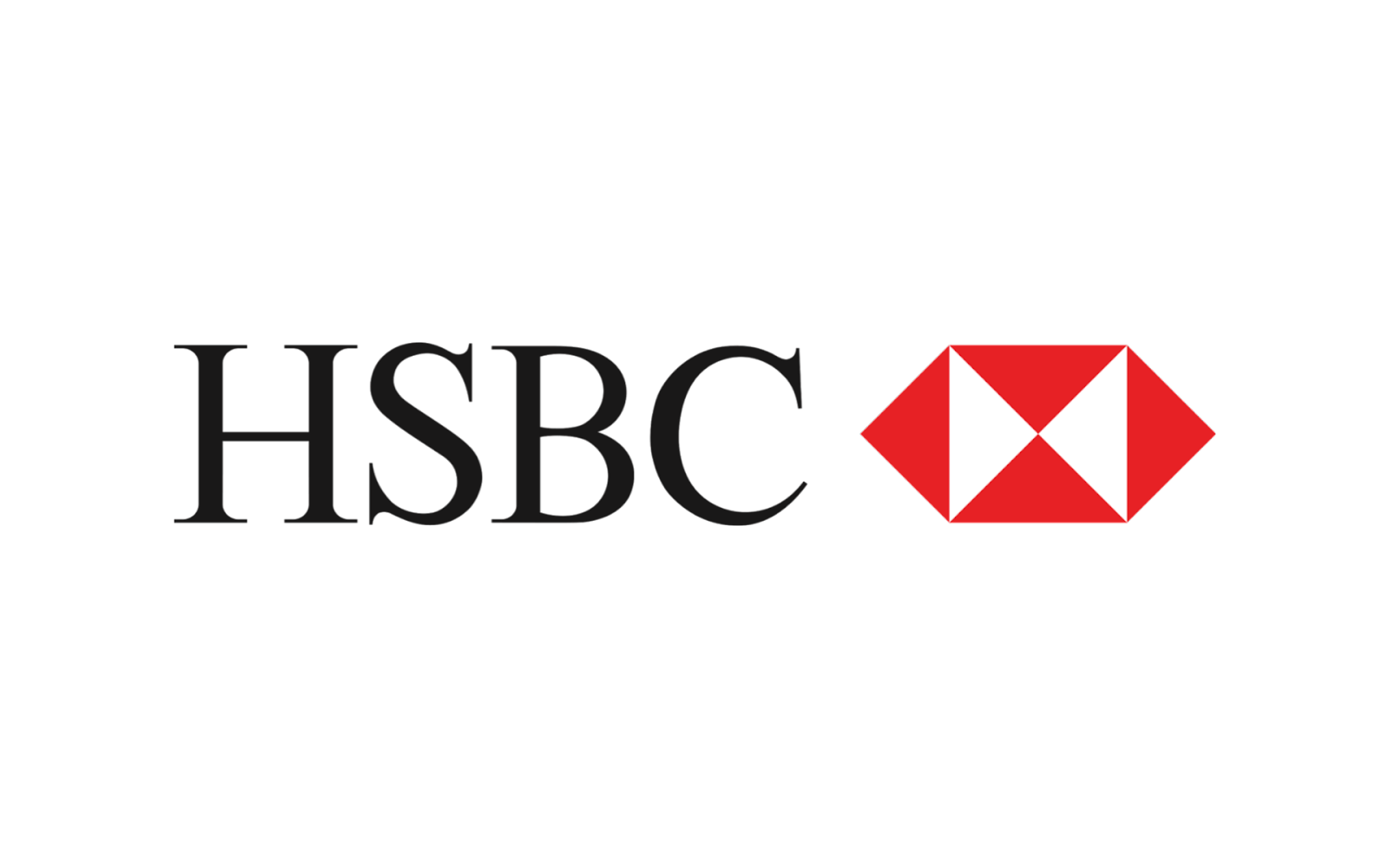 Logo Bank HSBC Format PNG